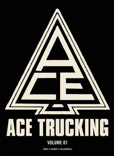 9781905437771: The Complete Ace Trucking: v. 1 (2000 Ad)