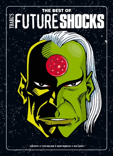 9781905437818: The Best of Tharg's Future Shocks