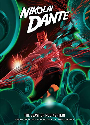 9781905437924: Nikolai Dante: Beast of Rudinshtein (Rebellion 2000ad)