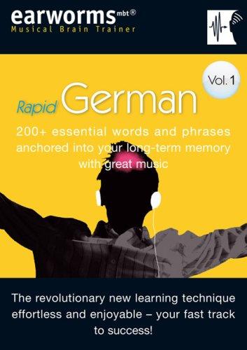 9781905443031: Rapid German (Musical Brain Trainer) (v. 1)