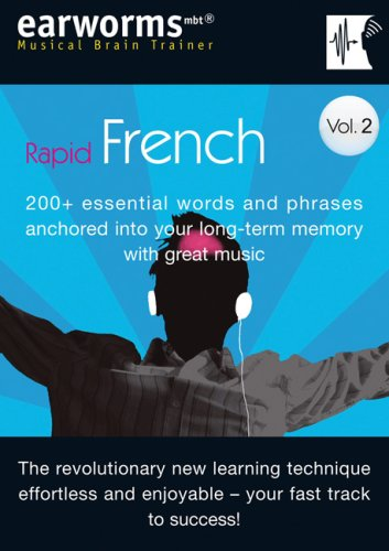 9781905443116: Earworms Rapid French, Volume 2 (v. 2)