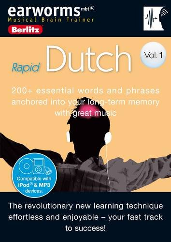 9781905443390: Berlitz Language: Rapid Dutch Vol. 1 (Berlitz Rapid)