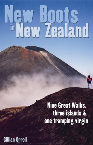 9781905449408: New Boots in New Zealand: Nine Great Walks, Three Islands and One Tramping Virgin