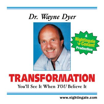 9781905453207: Transformation de Dr Wayne Dyer (Nightingale Conant)
