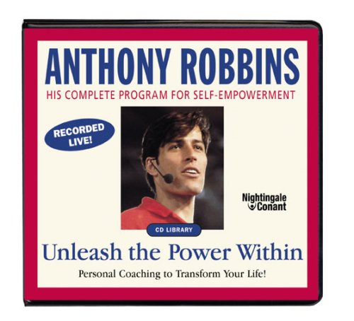 9781905453757: Unleash the Power Within: Personal Coaching to Transform Your Life by Anthony Robbins (Nightingale Conant)