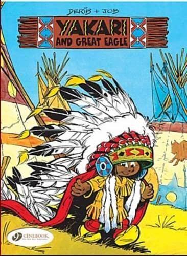 9781905460045: Yakari, Tome 1 : Yakari and great eagle