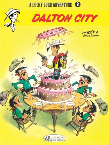 9781905460137: A Lucky Luke Adventure, Tome 3 : Dalton City