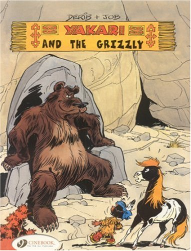 9781905460168: Yakari and the Grizzly (Yakari)
