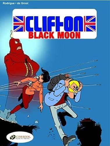 9781905460304: Clifton--Black Moon (v. 4)