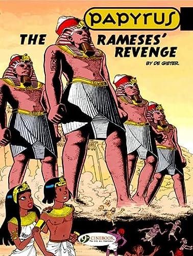 Papyrus T 1- the Ramses' Revenge: De Gieter