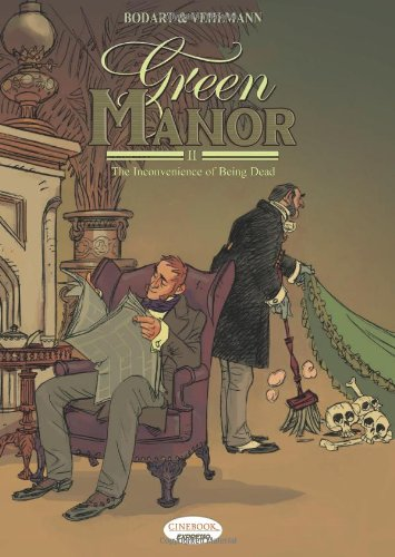 Green Manor: Inconvenience of Being Dead v. 2 (Paperback)