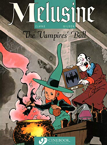 9781905460694: Mélusine, Tome 3 : The vampires'Ball