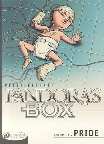 9781905460816: Pandora Box Vol.1: Pride: Pride v. 1 (Pandora's Box)