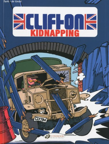 9781905460878: Clifton - tome 6 Kidnapping (06)