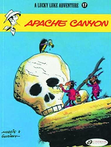 9781905460922: Apache Canyon (Lucky Luke)
