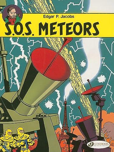 9781905460977: S.O.S. Meteors (Blake & Mortimer)