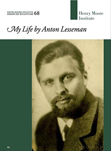 My Life by Anton Lesseman (Paperback): Lisa Le Feuvre,