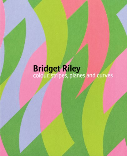 Bridget Riley: Colour, Stripes, Planes and Curves (1905464495) by Bridget Riley; Michael Harrison