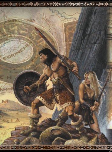 9781905471157: Conan RPG Titos Trading Post (Conan (Mongoose Publishing))
