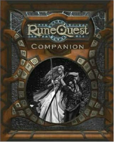 9781905471225: RuneQuest: Companion
