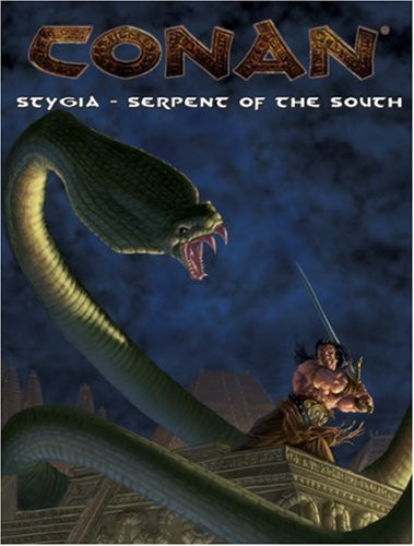Stygia - Serpent of the South (Conan (d20)): Vincent Darlage