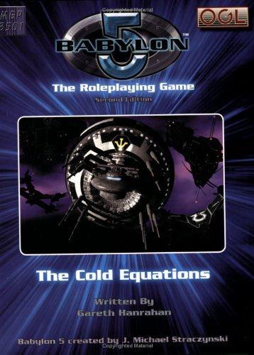 9781905471270: Babylon 5 2nd Edition - The Cold Equations