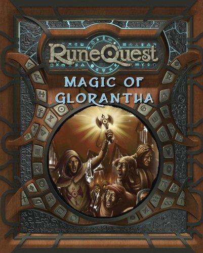 9781905471669: RuneQuest: Magic Of Glorantha (Glorantha: The Second Age)