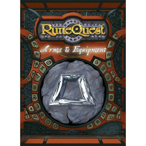 9781905471928: Runequest: Arms And Equipment (Runequest RPG)