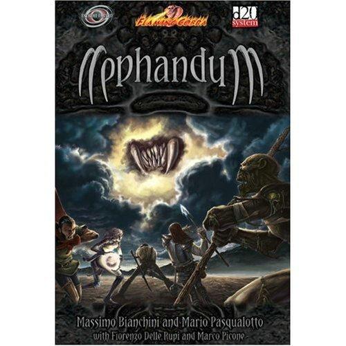 9781905471935: Nephandum