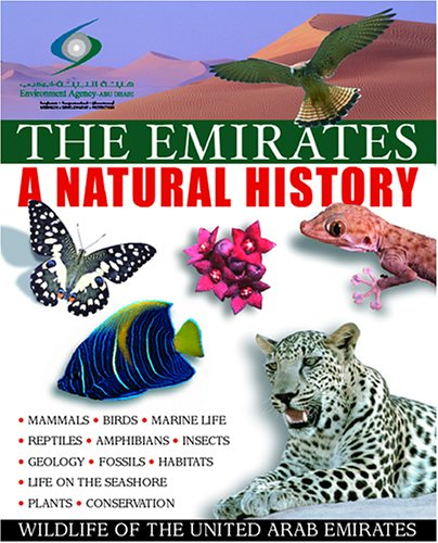 9781905486021: The Emirates: A Natural History