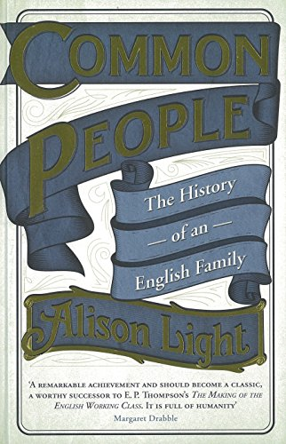 9781905490387: Common People: An English Family History Without Roots