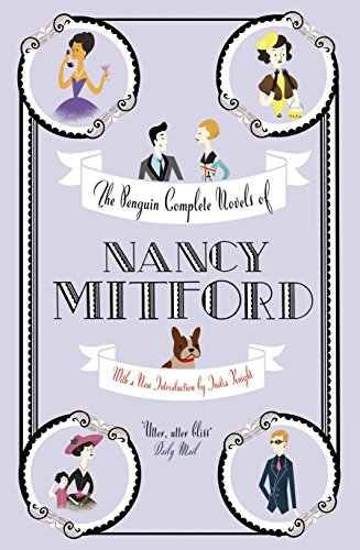 9781905490905: Penguin Complete Novels of Nancy Mitford
