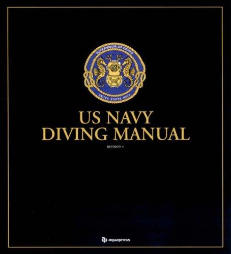 9781905492008: US Navy Diving Manual