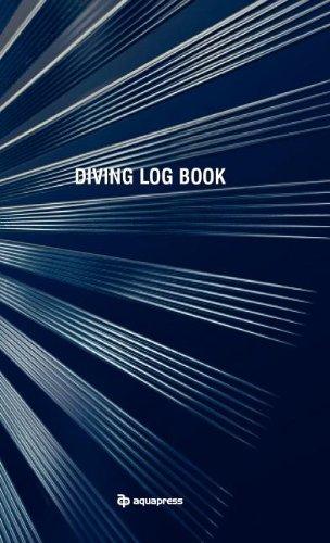 Diving Log Book - Black Steel: Chris M Davey