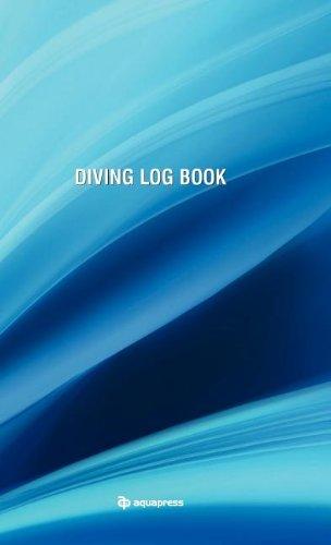 Diving Log Book - Blue Wave: Chris M Davey