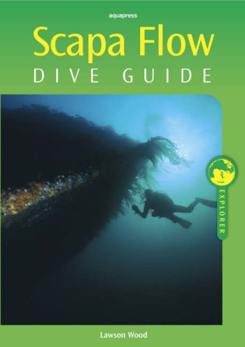 9781905492046: Scapa Flow Dive Guide (Explorer)