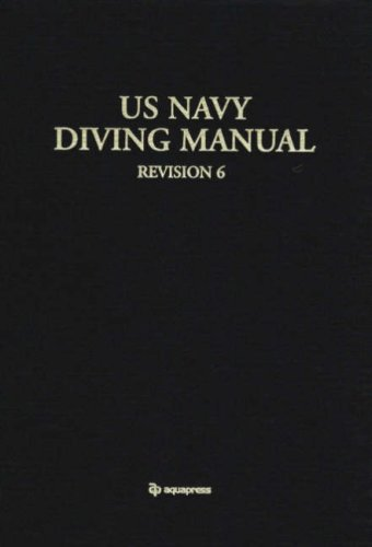 9781905492138: U.S. Navy Diving Manual
