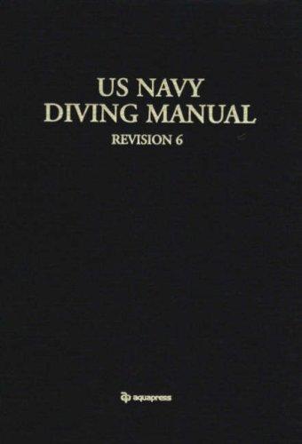9781905492138: U.S. Navy Diving Manual