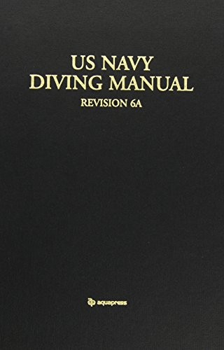 U S Navy Diving Manual (Hardback): Naval Sea Systems