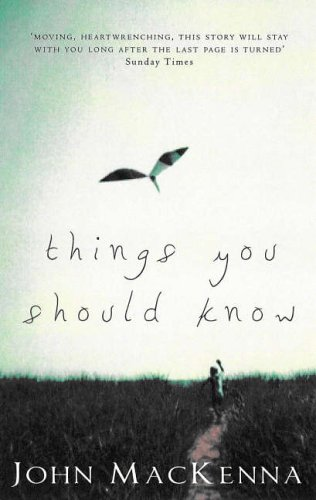 9781905494170: Things You Should Know: A Memoir