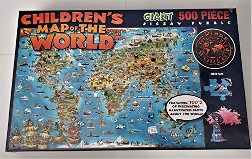 9781905502288: Jigsaw Puzzle Dino's World 500 Pieces: HEMA.D11
