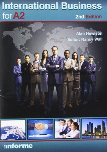 International Business for A2: Hewison, Alan