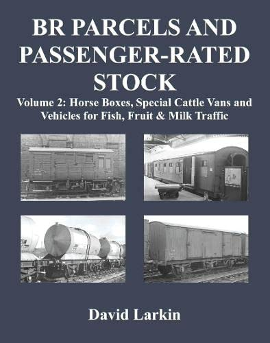 9781905505340: BR Parcels and Passenger-Rated Stock