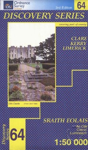 9781905511075: Clare, Kerry, Limerick (Irish Discovery Series)
