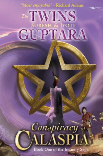 9781905517138: Conspiracy of Calaspia (Insanity, Book 1)
