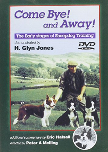 COME BYE! AND AWAY! DVD: H.Glyn Jones