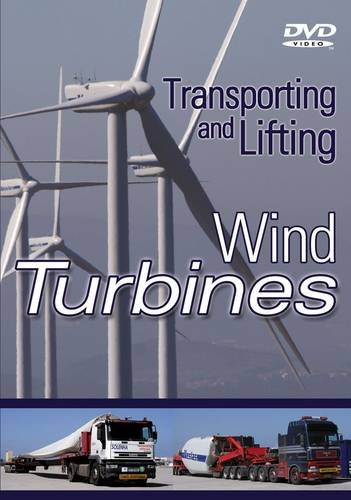 9781905523269: Transporting and Lifting Wind Turbines