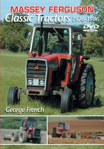 9781905523634: Massey Ferguson Classic Tractors 1976-1986
