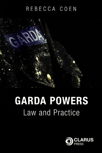 9781905536603: Garda Powers: Law and Practice