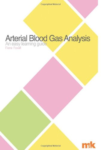 9781905539048: Arterial Blood Gas Analysis: an easy learning guide (Easy Learning Guides)